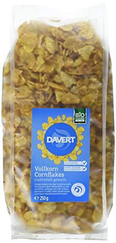 Davert Vollkorn Flakes glutenfrei, 6er Pack (6 x 250 g)