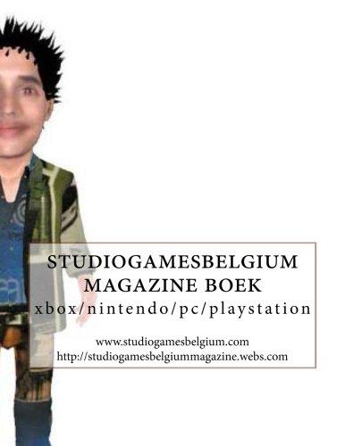 studiogamesbelgium magazine boek