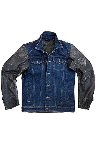 Difi ALABAMA Motorradjacke Jeans Größe 54