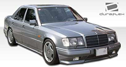 1986-1995 Mercedes Benz E-Class W124 Duraflex AMG Style Kit - Includes AMG Style Front Bumper (105060), AMG Style Rear Bumper (105063), and AMG Style Sideskirts (105061). - Duraflex Body Kits