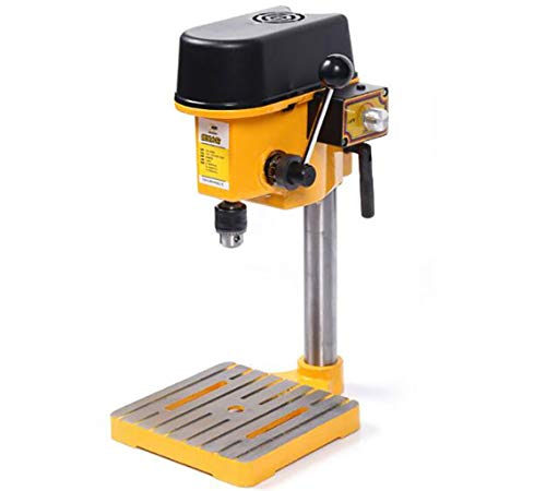 For Sale! GHGJU Bench-Type Drilling Machine,Adjustable Torque in Three Gears,infinitely Adjustable S...