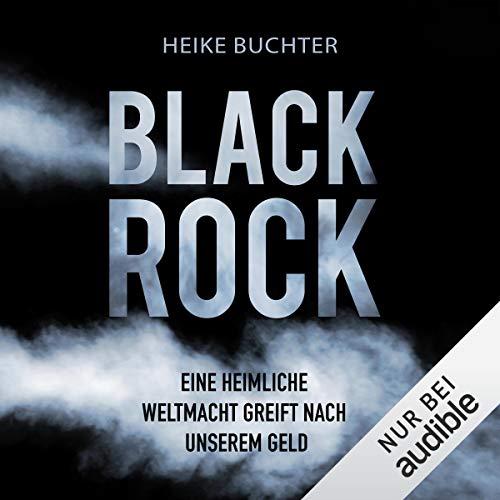 BlackRock audiobook cover art