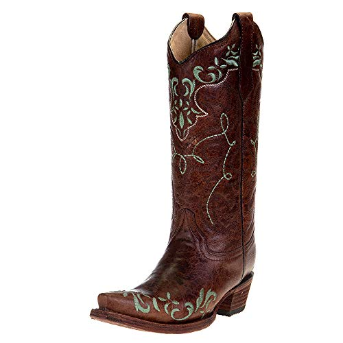 Corral Boots L5493 Brown Size: 6.5 UK