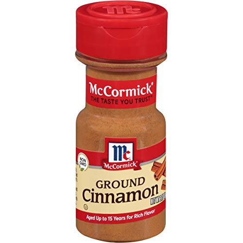 McCormick Ground Cinnamon, 2.37 oz