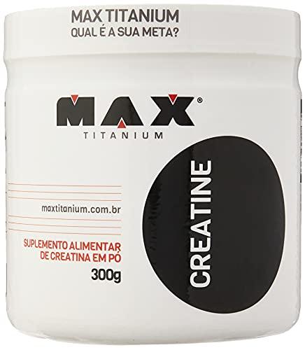 Creatina 300g - Max Titanium