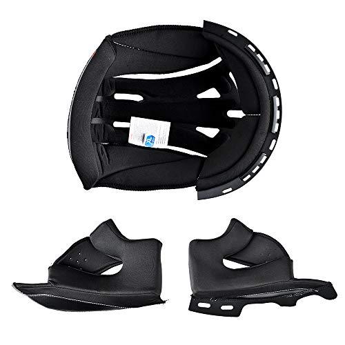 Helmet Liner for FreedConn BM12 Motorcycle Bluetooth Helmet, Removable & Washable (Size, XL)
