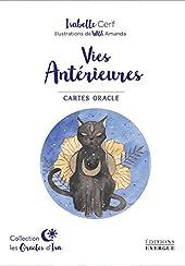 Vies antérieures (coffret) - Cartes oracle d'Isabelle Cerf