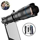 YTBLF Monoculaire 36x, téléobjectif Zoom de 24x à 36x, Compatible avec Smartphones...