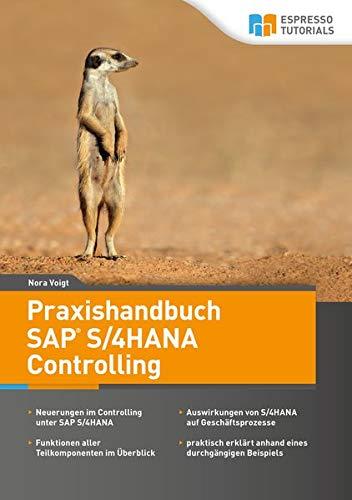 Praxishandbuch SAP S/4HANA Controlling