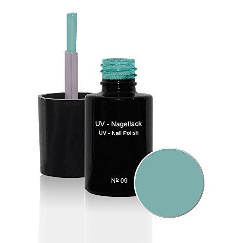 UV Vernis à ongles N°09 Soft Petrol 6ml
