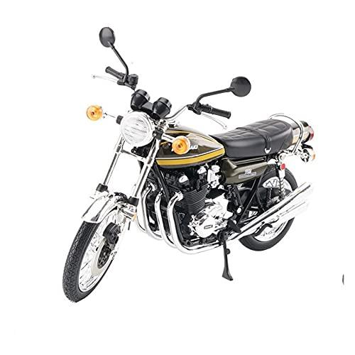 El Maquetas Coche Motocross Fantastico Locomotora Agotada 1:12 Modelo De Aleación De Simulación Qingdao Society Para Kawasaki 750900 Colección De Modelos De Motocicleta Regalo Regalos Juegos Mas Vendi