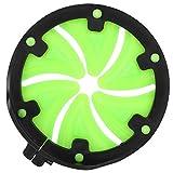 【𝐏𝐫𝐨𝐦𝐨𝐜𝐢ó𝐧 𝐝𝐞 𝐒𝐞𝐦𝐚𝐧𝐚 𝐒𝐚𝐧𝐭𝐚】Cubierta de tolvas de alimentación rápida, alimentación de Velocidad Universal de Paintball, alimentación de Velocidad de Paintball de plástico Triangul