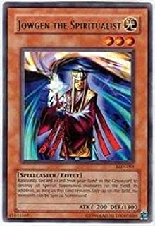 Yu-Gi-Oh! - Jowgen The Spiritualist (LON-061) - Labyrinth of Nightmare - 1st Edition - Rare