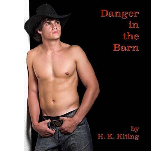 Danger in the Barn audiobook cover art