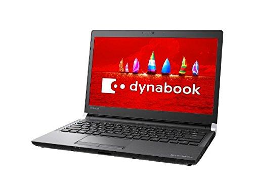 東芝 PRX33FBPSEA dynabook RX33/FB (グラファイトブラック)