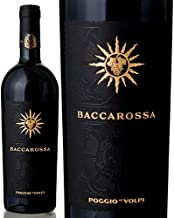 バッカ ロッサ [2017] ポッジョ レ ヴォルピ (赤ワイン)