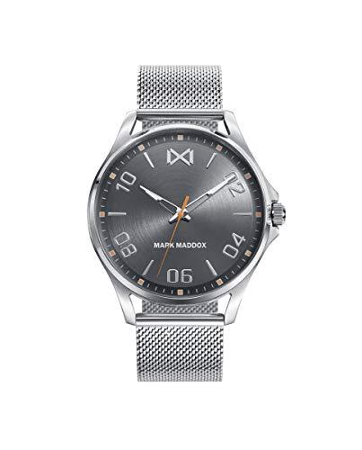 Mark Maddox Peckham Reloj de Caballero en Acero HM7114-15