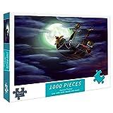 Thousand Sunny Pirate Ship Puzzle 1000 piezas Una pieza 1000 piezas Rompecabezas DIY Rompecabezas Regalos de cumpleaños para amantes y amigos - Anime 70x50cm