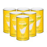 Pasti sostitutivi - Smoothie dimagranti al gusto Vanilla 6x 500 g – Frullato pasto dietetico per perdita e controllo del peso – Risparmia calorie con una dieta attiva e sana – da BEAVITA