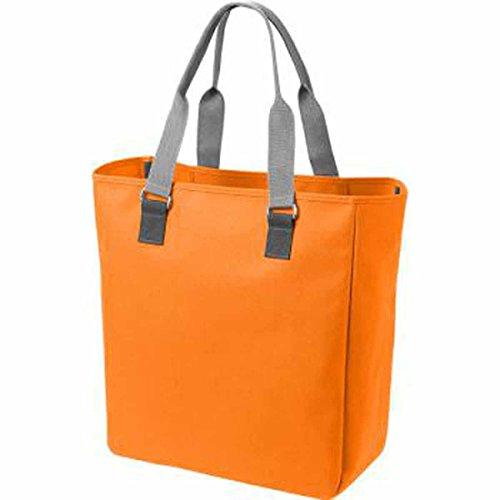 HALFAR - Sac Shopping 1807781 - Mixte Homme Femme (Orange)