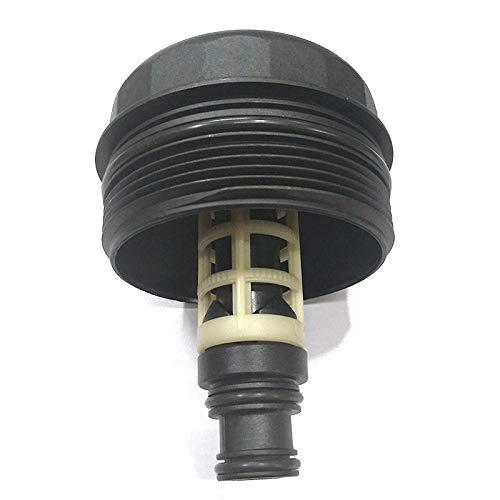 SODIAL 11427508968 ?L Filter Deckel Auto KüHl System für E81 E87 E88 E820 E91 E46