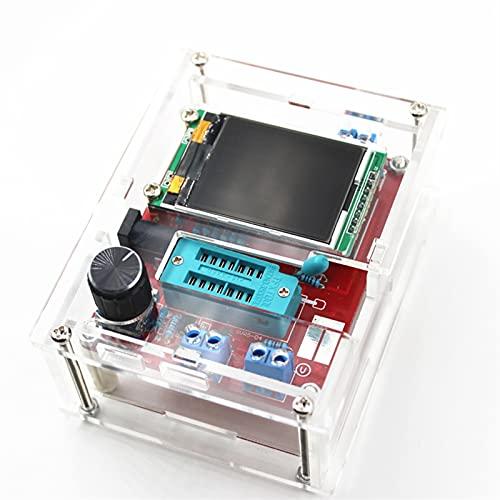 Multímetro Kits DE DIY ATMEAG328P M328 Transistor TRAVANTOR LCR Capacitancia DIODE CAPACITACIÓN...