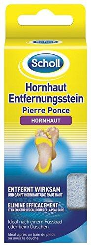 Scholl Hornhaut-Entfernungsstein (6 x 1 Stück)