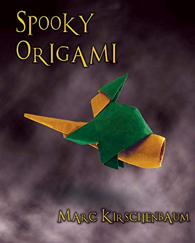 Spooky Origami (English Edition)