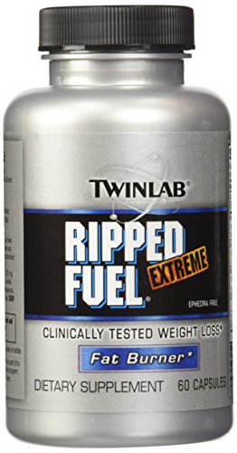 Ripped Fuel Extreme by Twinlab - 60c (3 Pack)