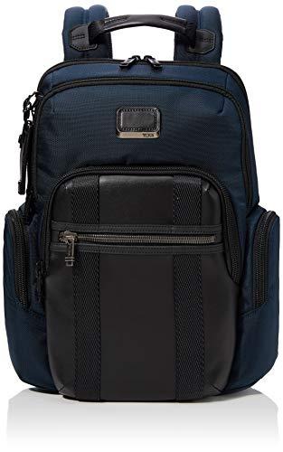 "Tumi Alpha Bravo - Nellis Laptop Backpack 15"" Mochila tipo casual, 40 cm, 22.28 liters, Azul (Navy)"