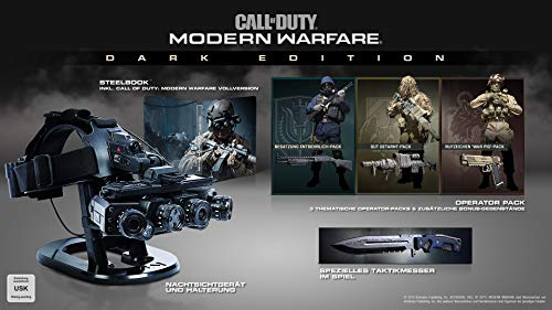Call of Duty: Modern Warfare - Dark Edition - [PlayStation 4]