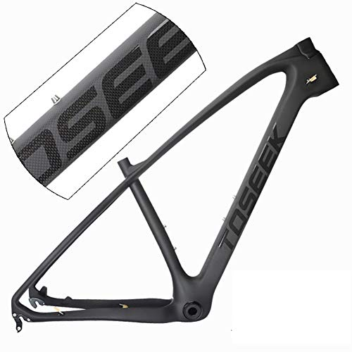 SXMXO T800 Carbon MTB Rahmen 29Er MTB Fahrradrahmen 29 Carbon Mountainbike Fahrradrahmen 15/17/19 Zoll Fahrradrahmen,29 * 15 inch