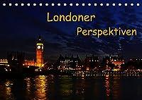 Londoner Perspektiven (Tischkalender 2022 DIN A5 quer): Meine Impressionen einer sich staendig entwickelnden Metropole (Monatskalender, 14 Seiten )