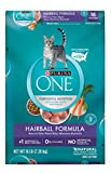 Purina ONE Hairball, Natural Dry Cat Food, Hairball Formula - 16 lb. Bag
