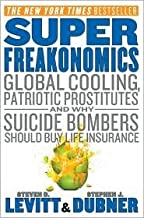 SuperFreakonomics 1st (first) edition Text Only