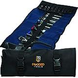 32 Pocket Tool Roll Organizer - Wrench Organizer & Tool...