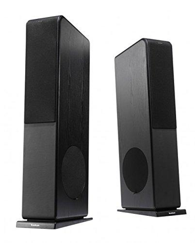 Audio Pro Avanto HTS30 schwarz Standlautsprecher Leder