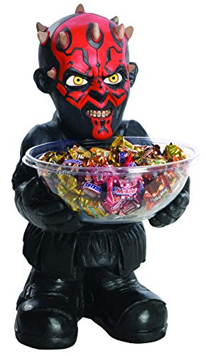 Rubie's 368372 - Darth Maul Candy Bowl Holder