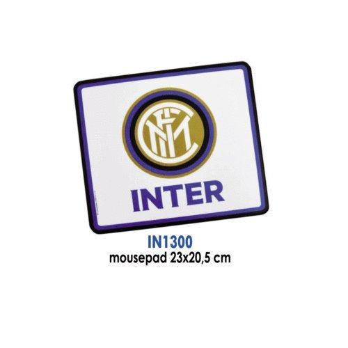 Giemme reclameartikelen - muismat wit Stemma Inter officieel product cadeau-idee voetbal 1Mod