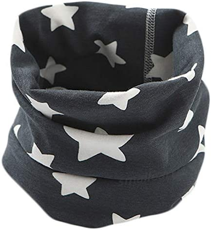XIAOQIU Scarf Winter Baby Girls Scarf Cotton Boys Plush Scarf Autumn Kids Warm Scarves Neck Ring Collar Children Thick Neckerchief Shawl (Color : C20, Size : One Size)