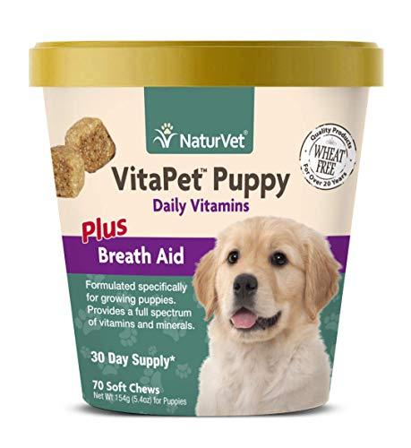 NaturVet – VitaPet Puppy Daily Vitamins