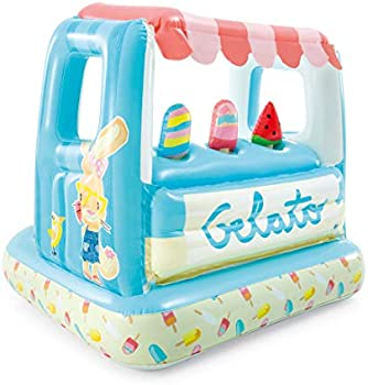 Intex Ice Cream Stand Inflatable Playhouse and Pool