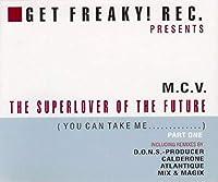 Superlover of the future [Single-CD]