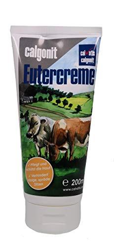 Calgonit Eutercreme 200 ml Tube - Hautpflege Handpflege Euterpflege - gegen rissige spröde Haut