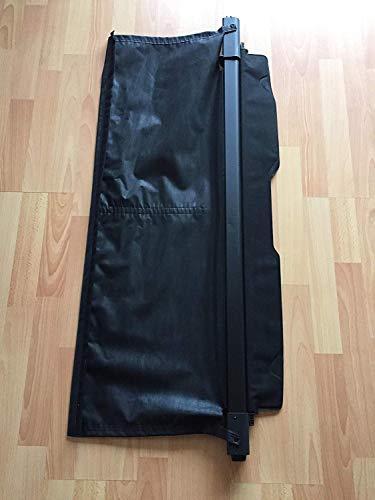 1x Smart C 453 fortwo 4 2 Gepäckraumabdeckung Abdeckung Kofferraum Rollo Netztasche A 4536901400 schwarz 453 Coupe Cabrio