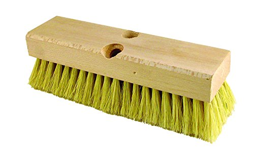 "Bon Tool 11-211 Acid Brush - 10""X3"" Taper/Threaded Hole"