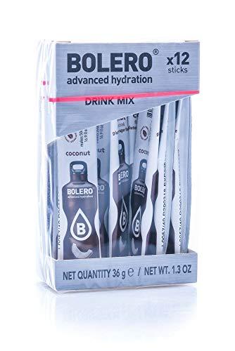 Bolero Sticks 12x3gr Coconut