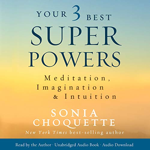 Your 3 Best Super Powers audiobook cover art