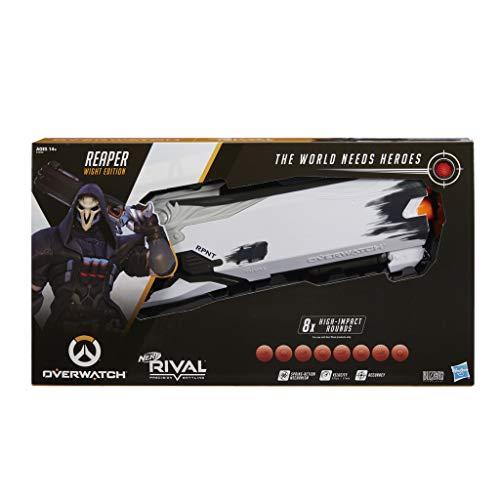Nerf- Rival Overwatch Licorice pack (Versión Española) (Hasbro E5026190)