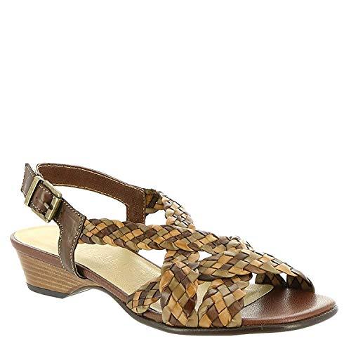 David Tate Dolce Women's Sandal 7.5 B(M) US Tobacco-Multi